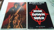 """'War for the Planet of the Apes' (2017) 2-Sided Movie Poster-13"""" x 19"""" *New*."""