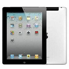 Apple iPad 2 -A1396 - 64GB - Wi-Fi+3-Apple Certified Refurbised- Warranty-Black