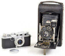KODAK No.3 FOLDING POCKET Rollfilmkamera 8x10,5cm Format ca. 100 Jahre ALT & TOP