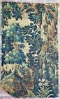 A Large 18th Century Verdure Tapestry Fragment