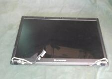 "Used, not tested Lenovo 4446-25U8 15.6"" complete screen assembly"