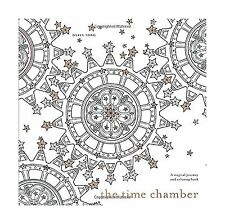 The Time Chamber: A Magical Story and Coloring Book (Time Adult... Free Shipping