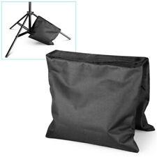 Black Counter Balance Sand Bag for Photo Studio Light Stand Boom Arm-