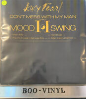 "LUCY PEARL - FONT MESS WITH MY MAN 12"" PROMO HOUSE VINYL RECORD DOUBLE EX"