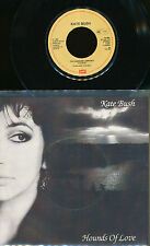 KATE BUSH 45 TOURS HOLLANDE HOUNDS OF LOVE