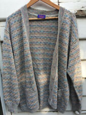 Example by Missoni Rainbow Knit Cardigan. Size Medium 10 12