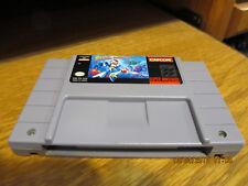 Mega Man X (Super Nintendo 1993) Tested & Authentic Cool Rare Game