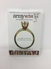 Army Wives - The Complete First Season DVD, 2008, Multi-Disc Set NEW~Sealed