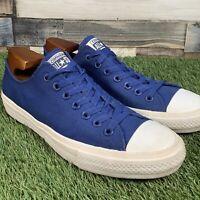 UK9 Converse All Star Lunarlon Canvas Retro Skateboard Style Shoes - EU42.5