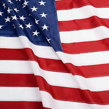Anley EverStrong Series American US Flag 3x5 Foot Heavy Duty Nylon - Embroidered