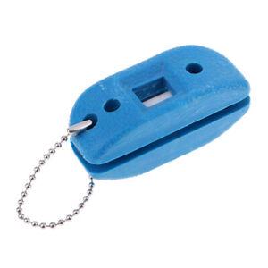 Portable Ice Skate Sharpener with Velvet Storage Bag Hockey Skates Care Kit