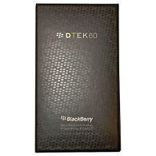 NUOVO Blackberry DTEK 60 32GB BBA100-2 TERRA Argento Sbloccato Di Fabbrica 4G SIMFREE