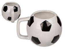 Football Shaped Mug Soccer Ball Novelty Tea Coffee Mug Gift Xmas Football Fan
