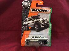 MATCHBOX MERCEDES-BENZ G63 AMG 6x6