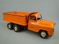 Vtg Large International Harvester Tru-Scale Hydraulic Pressed Steel Dump Truck