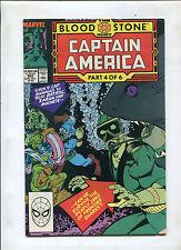 CAPTAIN AMERICA #360 (7.5) 1ST APPEARANCE OF CROSSBONES! CIVIL WAR KEY!