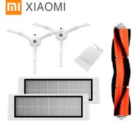 XIAOMI Mi Robot Roborock Vacuum Cleaner Spare Parts Side Brushes Filter Roller