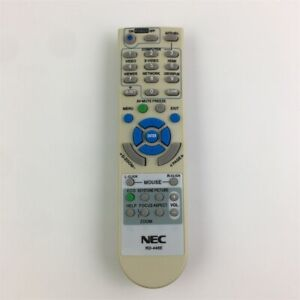 Projector Remote Control FOR NEC DLP NP115G NP210 NP215G NP216 RD-448E RD-443E