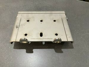 Edelstahl Seilwinden Montageplatte TGB Blade 325 425 500 550 600 - Sehr Stabil