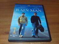 Rain Man (DVD, 2004, Widescreen Special Edition) Tom Cruise