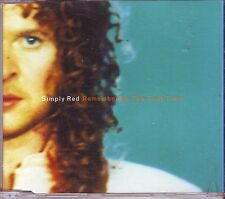 SIMPLY RED - Remembering the first time - Single CD 1995