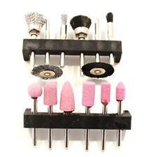 Set 12 Frese Accessori Per Mini Trapano Smerigliatrice Dremel dfh