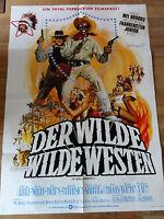 Kinoplakat DER WILDE WILDE WESTEN Mel Brooks Gene Wilder