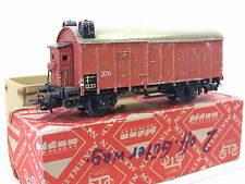 Märklin H0 320 S ged. Güterwagen mit Schlußlicht OVP (N9709)