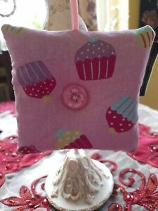 Hanging  cake Lavender Cushion Christmas present