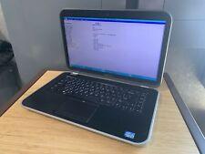 "Dell Inspiron 15R SE 7520 15.6"" Laptop   i7-3632QM 2.2GHz   8GB   BD-ROM -No HDD"