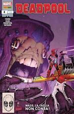 Deadpool N° 4 (123) - Panini Comics - ITALIANO NUOVO #NSF3