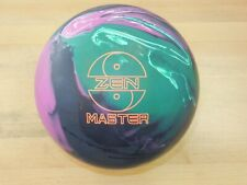 "NIB 15# 900 Global Zen Master Bowling Ball - 15.4/3.5-4"" Pin/2.19oz TW"