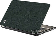 LEATHER Vinyl Lid Skin Cover Decal fits HP Pavilion G6 1000 Laptop