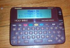 Franklin Holy Bible Kin James Version Electronic , Kjb-640