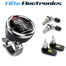 Steelmate TP-91I Motorcycle TPMS Internal Sensors w/ Visual Display
