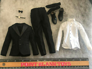 DID  Clothing Set CHICAGO GANGSTER III MICHAEL T80128S 1/6 ACTION FIGURE TOYS