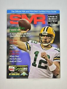 SMR Magazine March 2012 Aaron Rodgers Green Bay Packers