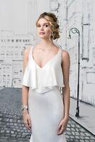 NEW - Stunning Jason Alexander 8876 Bridal Gown RRP $2850