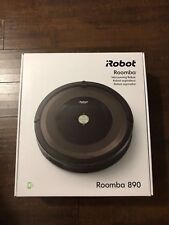 iRobot Roomba 890 Robot Vacuum with Wi-Fi Connectivity New!!!