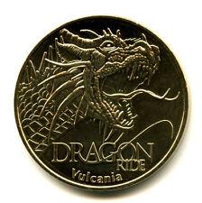 63 VULCANIA Dragon Ride, 2010, Monnaie de Paris