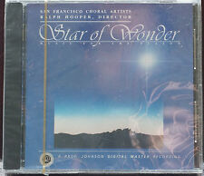 Rare Star Of Wonder Christmas CD 1st Run Reference Recordings Digital Master 56m