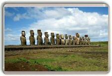Easter Island Fridge Magnet