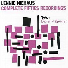 Complete Fifties Recordings V.2 (Octet & Quintet) by Lennie Niehaus (CD, May-200