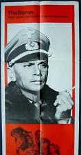 TRIPLE CROSS DOOR PANEL Orig Movie Poster 1967 FOLDED One Sheet 1SH WWII spy