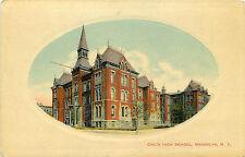 Brooklyn Ny Girl'S High School 475 Nostrand Ave. P/C