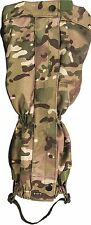 HMTC CAMO WALKING GAITERS / water resistant proof gaitors for climbing trekking