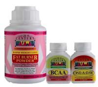21st Century Fat Burner Powder 250g Weight Loss Powder Lipotropics