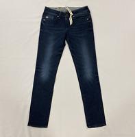 G-Star Slim Fit Skinny Jeans Medium Aged Blue Mens Size UK W29 L32  *REF153