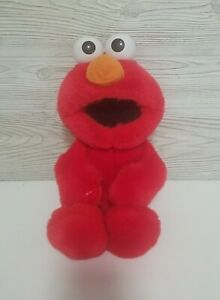 "Original Tyco 1995 Tickle Me Elmo Sesame Street 16"" Plush Working"
