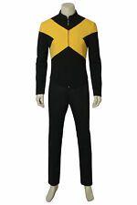 X-Men Dark Phoenix Cyclops Uniform Outfits Cosplay Costume Halloween